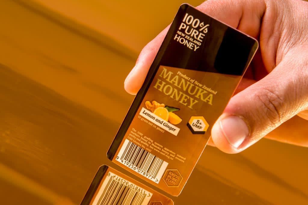 Manuka Honey Snack Pack