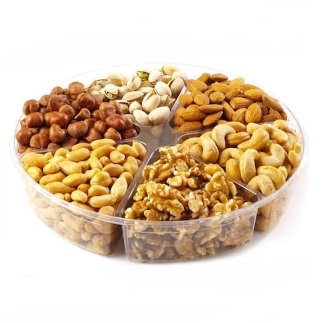 Organic Nuts Gift Tray