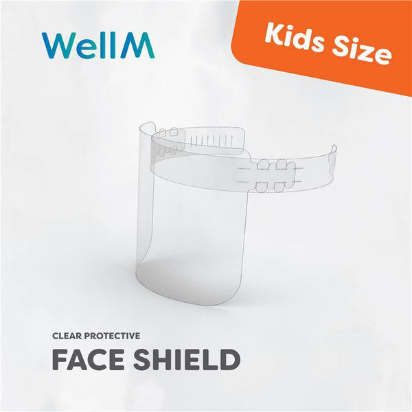 WellM Face Shield for Kids