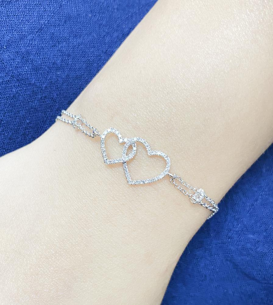Load image into Gallery viewer, Diamond Bracelet BR32807 - Cometai