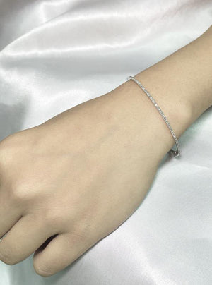 Load image into Gallery viewer, *0.25CT Diamond Bracelet BR38729 - Cometai