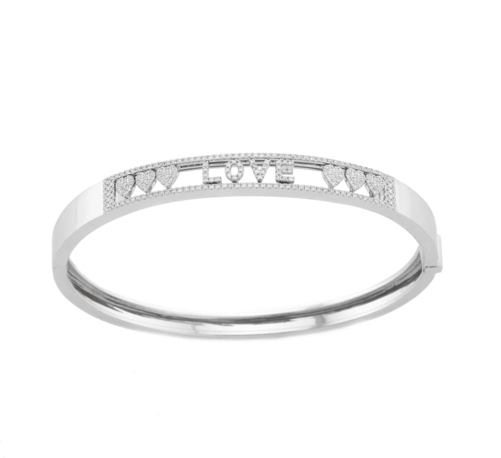 Moving Diamond Bangle BR40781