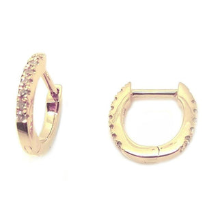 Load image into Gallery viewer, Diamond Earrings CE130 - Cometai
