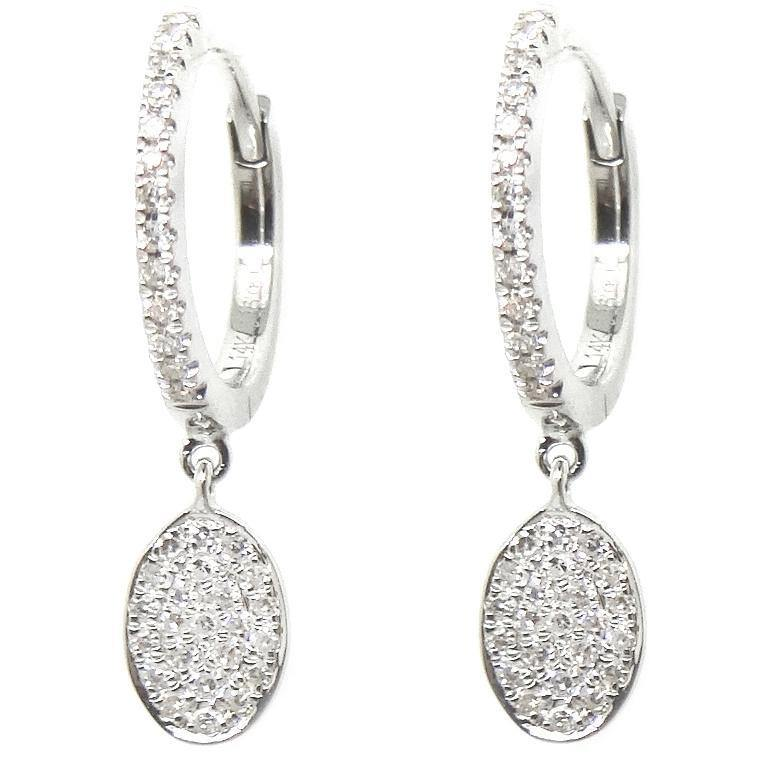 Diamond Earrings CE206