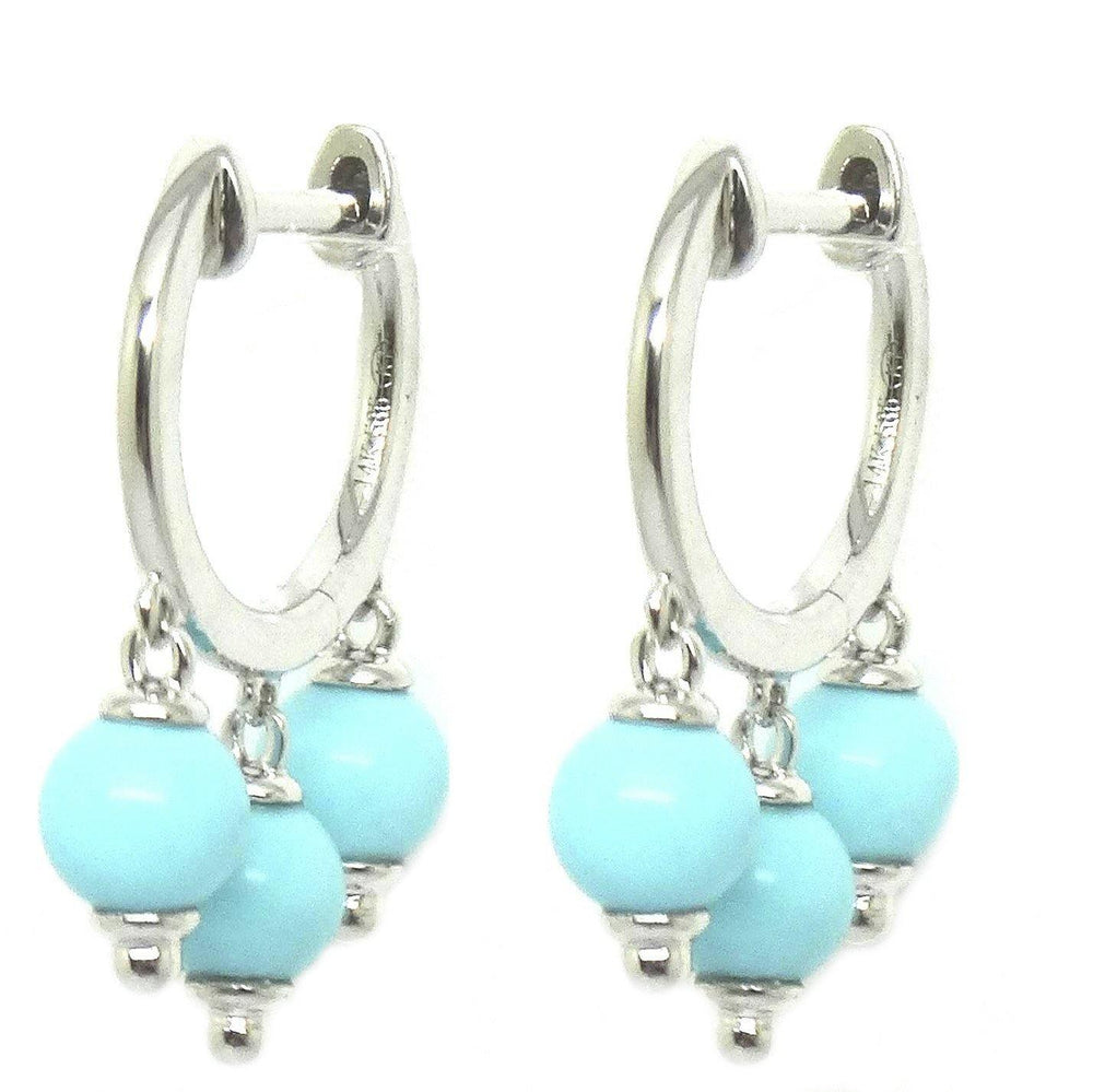 Gemstone Earrings CE236