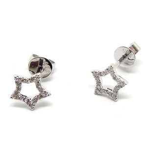 Load image into Gallery viewer, Diamond Earrings CE25 - Cometai
