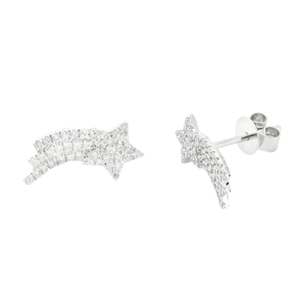 Diamond Earrings CE26