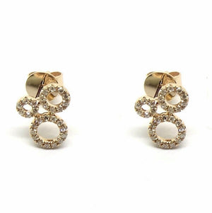 Diamond Earrings CE27 - Cometai