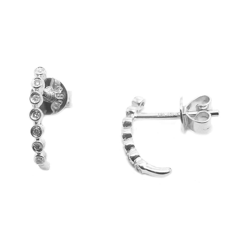 Diamond Earrings CE29 - Cometai