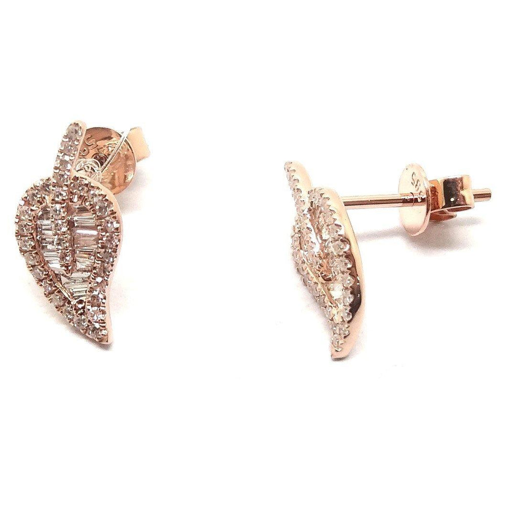 Diamond Earrings CE3-2
