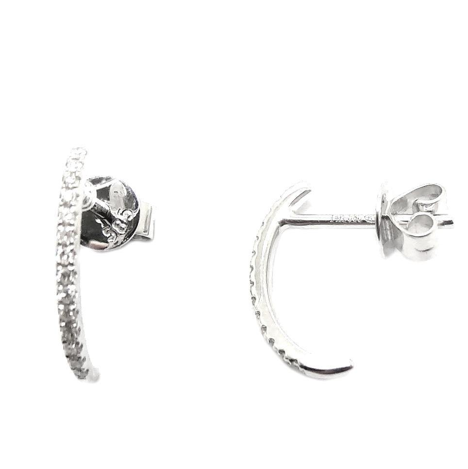 Diamond Earrings CE31 - Cometai