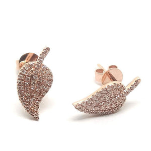 Load image into Gallery viewer, Diamond Earrings CE4 - Cometai