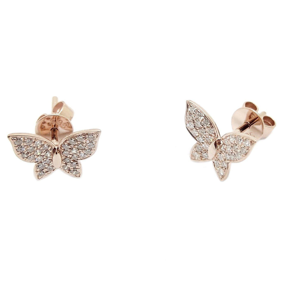 Diamond Earrings CE77