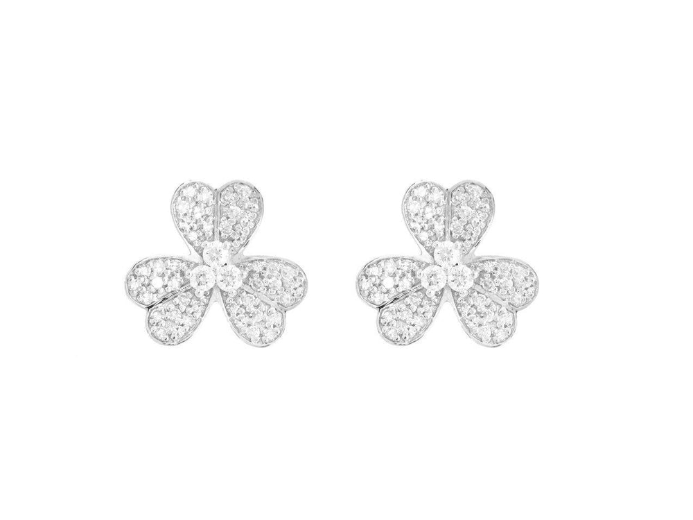 Diamond Earrings CE79 - Cometai