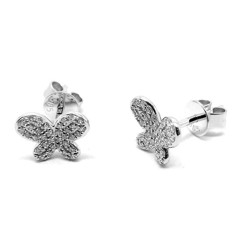 Load image into Gallery viewer, Diamond Earrings CE7 - Cometai