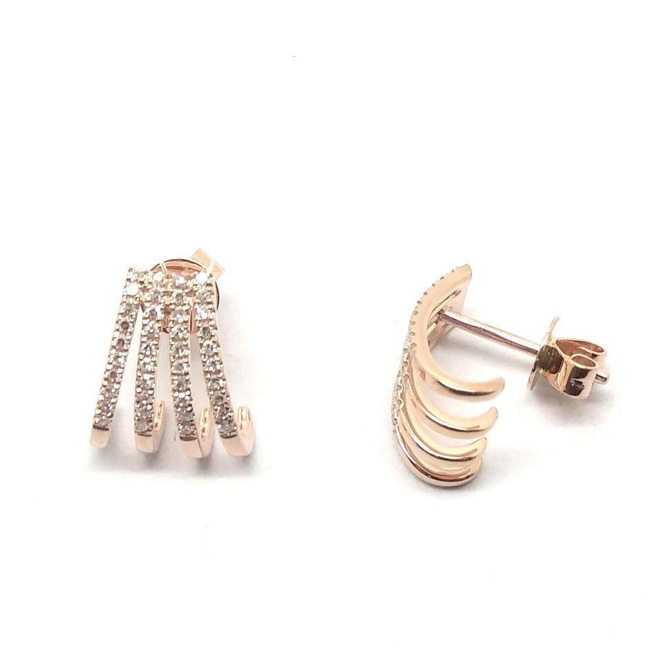 Diamond Earrings CE88