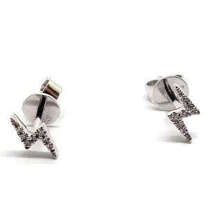 Diamond Earrings CE98W - Cometai