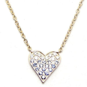 Load image into Gallery viewer, Diamond & Gemstone Necklace CN15 - Cometai
