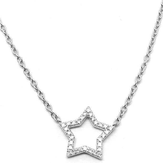 Diamond Necklace CN25