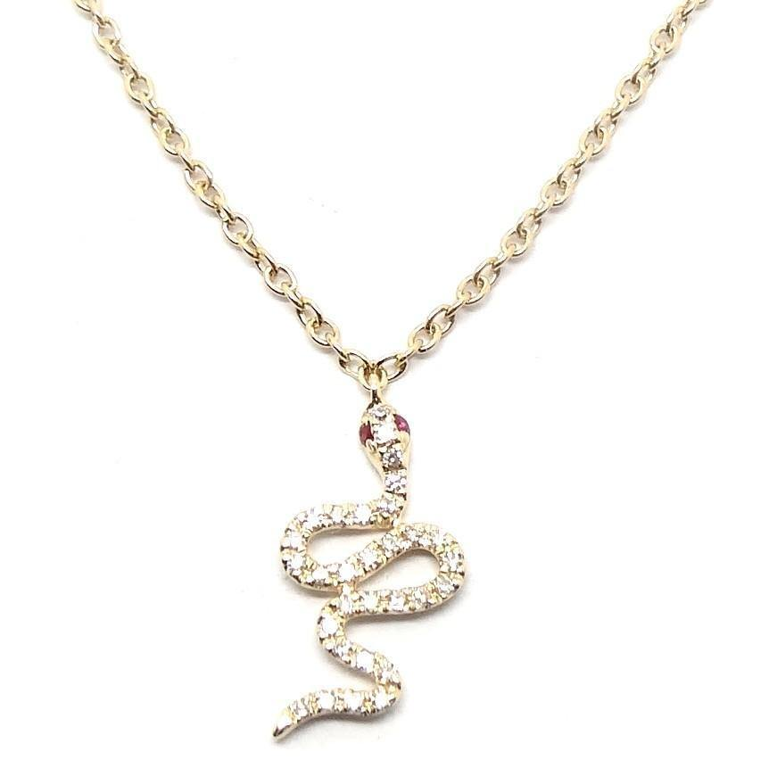 Load image into Gallery viewer, Diamond Necklace CN8 - Cometai