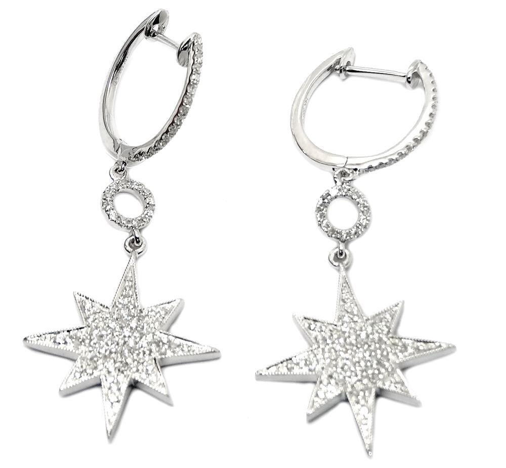 Diamond Earrings E31875