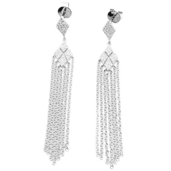 Diamond Earrings E37709