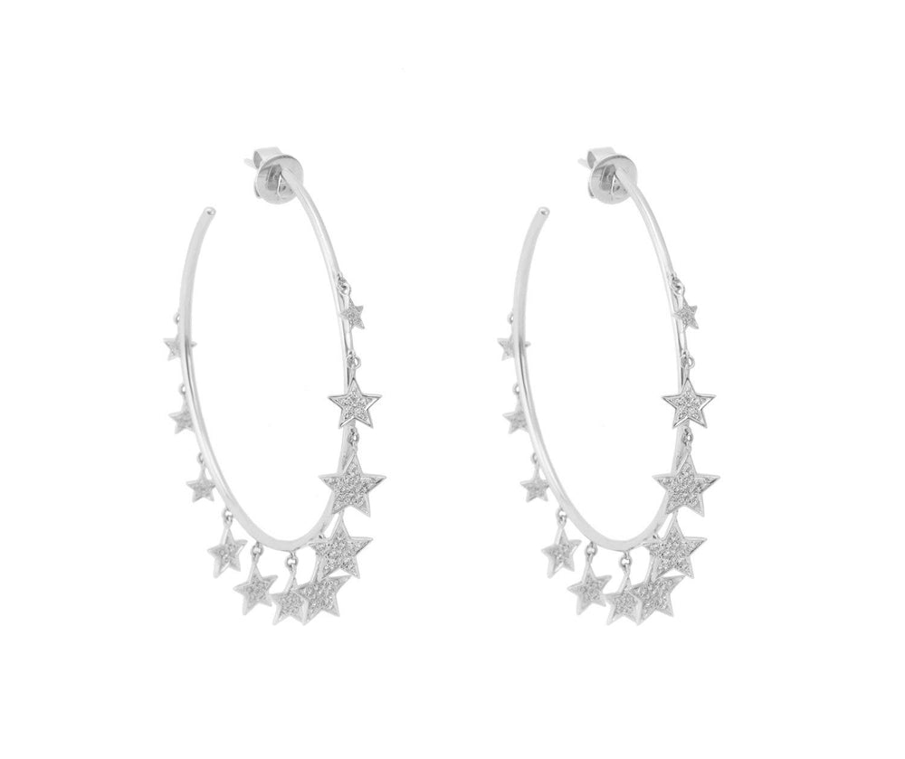 Diamond Earrings E39247