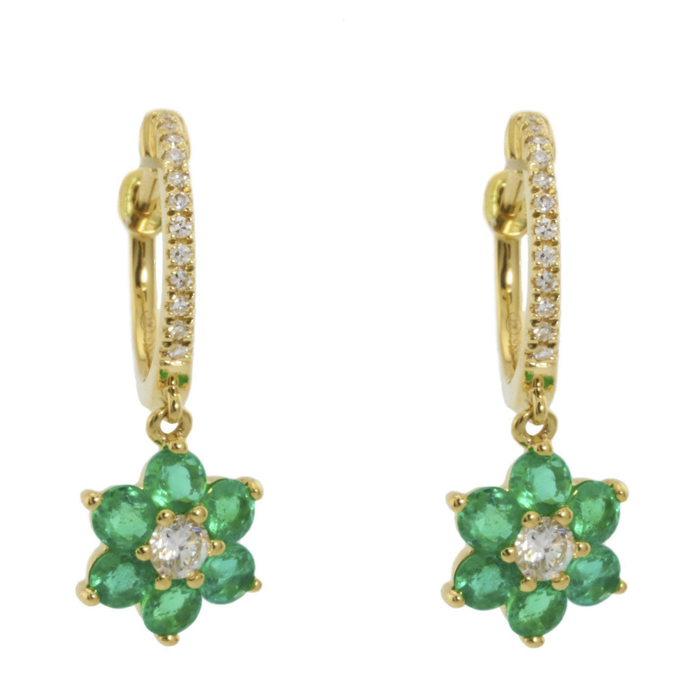 Gemstone Earring E41037
