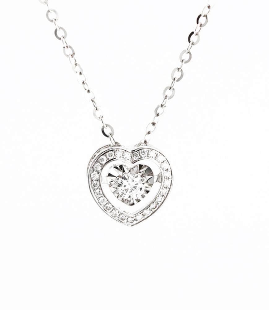 Diamond Necklace NL38851 - Cometai