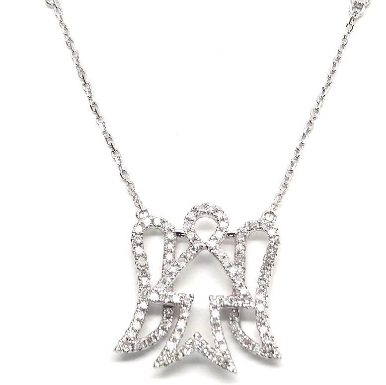 Diamond Necklace NL31382 - Cometai