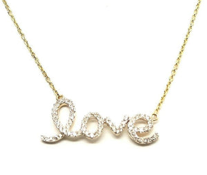 Diamond Necklace NL32665 - Cometai