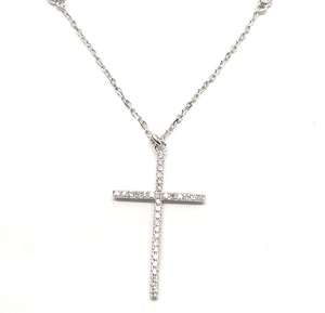 Diamond Necklace NL32719 - Cometai