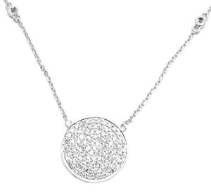 Diamond Necklace NL33148 - Cometai