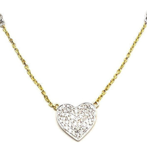 Diamond Necklace NL33506 - Cometai