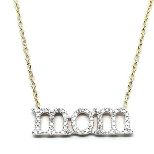 Diamond Necklace NL38182 - Cometai