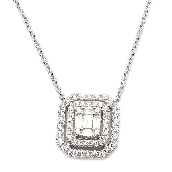 Diamond Necklace NL39055