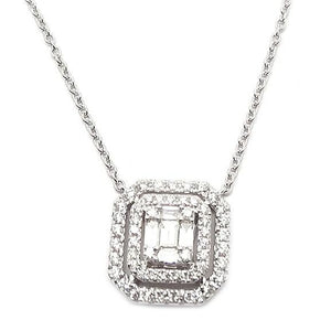 Load image into Gallery viewer, Diamond Necklace NL39055