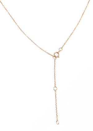 Pearl & Diamond Necklace NL34621