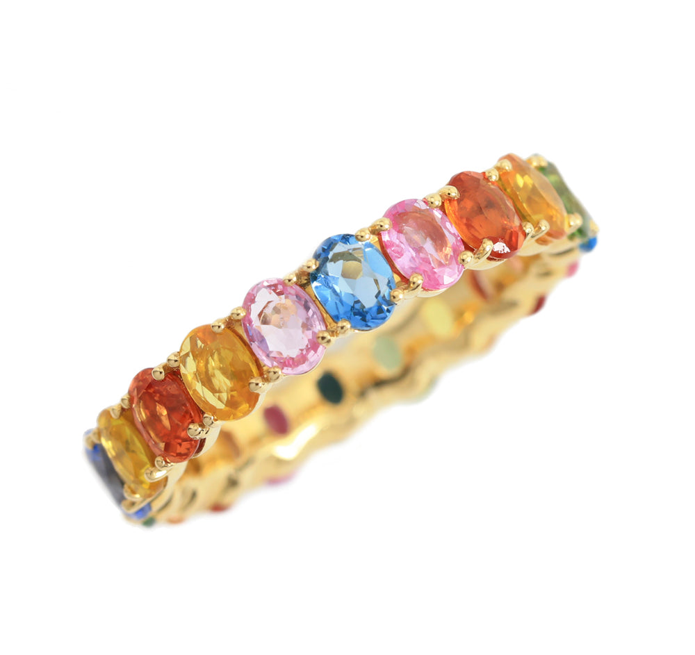 Load image into Gallery viewer, Gemstone Ring R39034