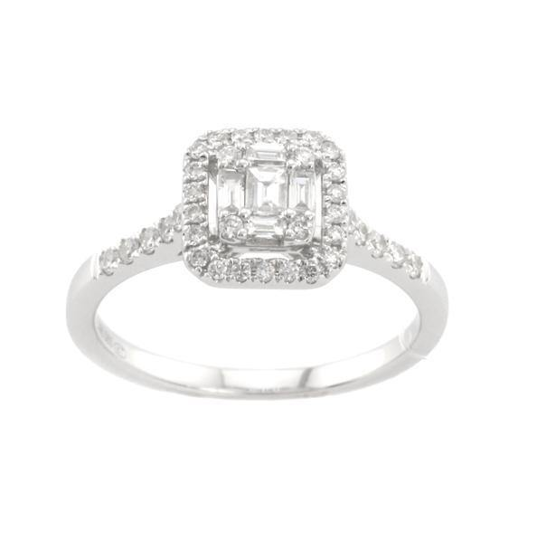 *Diamond Ring R39055