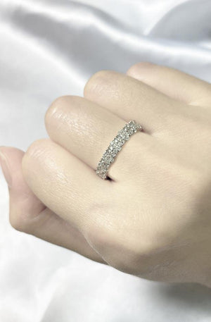 Load image into Gallery viewer, * 1ct illusion Diamond Ring R39286 - Cometai