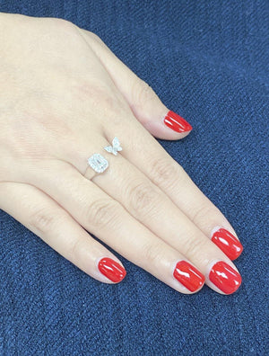 Load image into Gallery viewer, Diamond Ring R40946 - Cometai