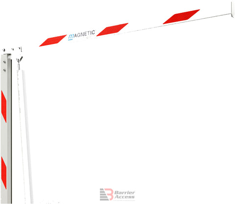 "MSB5K-030AD 10' feet Articulating arm 98"" clearance height"