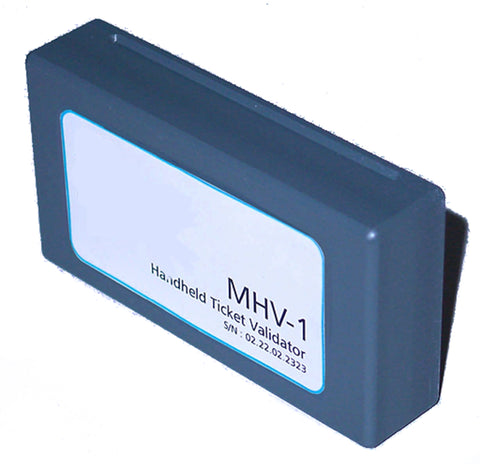 MHV-1 Magnetic Stripe Hand Held Validator