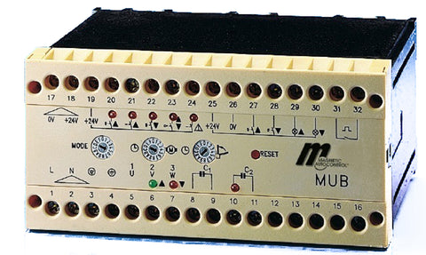 MUB4C Magnetic Automation Controller