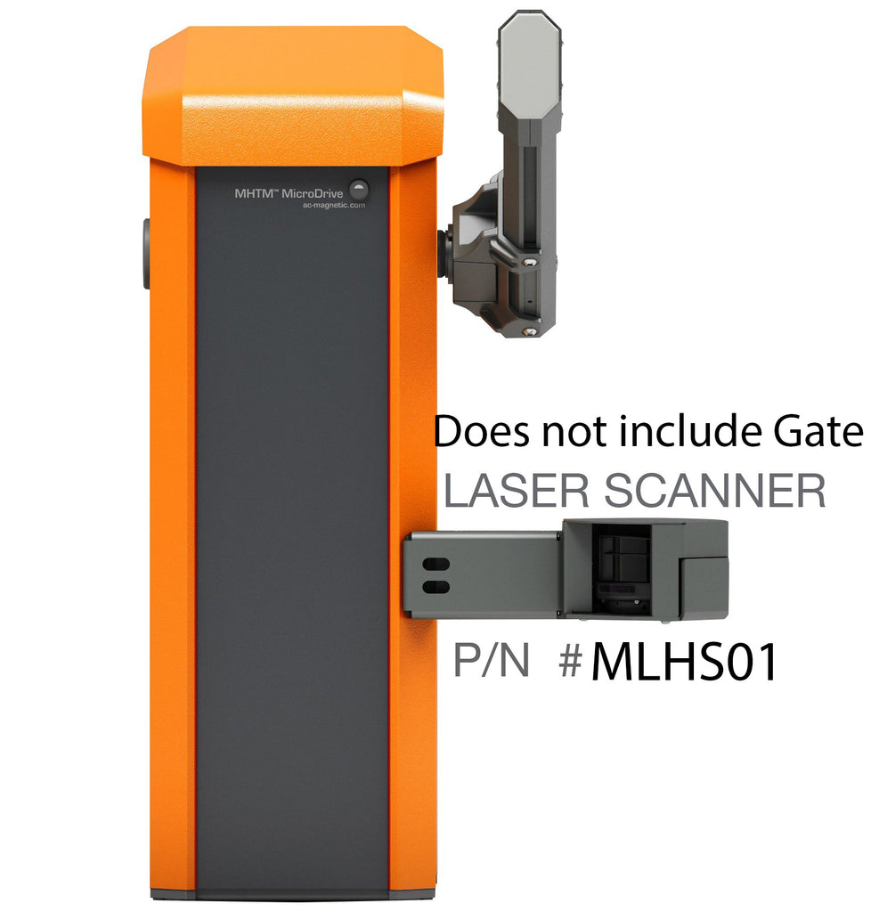 MLHS01 Stand Alone Scanner w/Power supply
