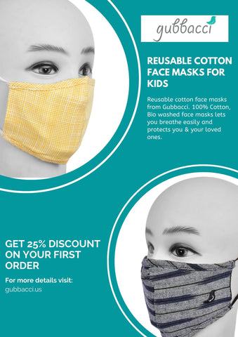 cotton masks