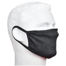 Load image into Gallery viewer, Standard Masks for Adults - Charcoal Grey