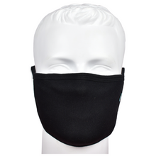 Load image into Gallery viewer, Standard Masks for Adults - Black