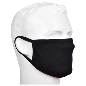 Standard Masks for Adults - Black